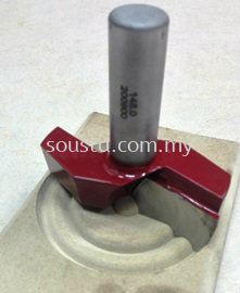 profile boring cutter