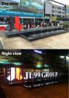 JL 99 Group - Selayang Lakepark LED Conceal Box Up Lettering