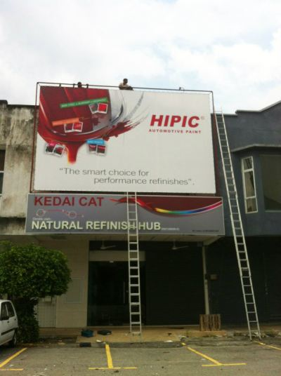 Hipic Automatic Paint - Serdang
