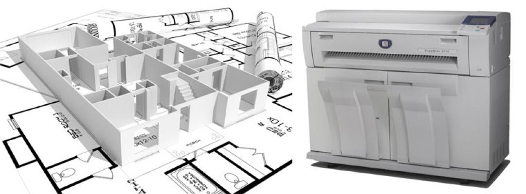 Plan Photocopy Services (Mono/Colour)