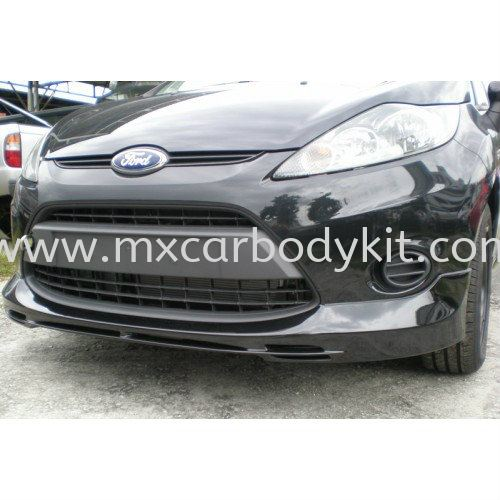 FORD FIESTA 2009 BODY KIT FIESTA 2009 FORD