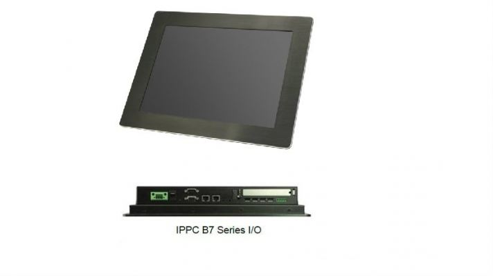 IPPC15B7-RE 15-INCH MODULARIZED PANEL PC