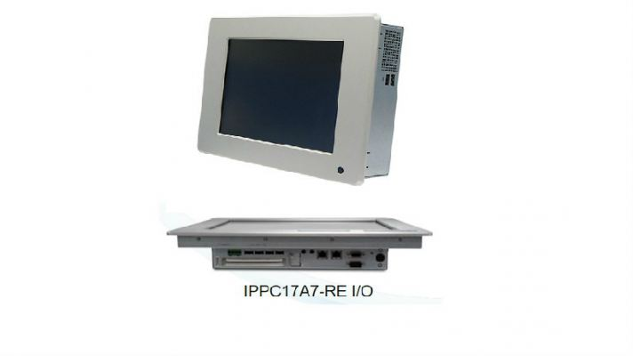 IPPC17A7-RE 17-INCH INDUSTRIAL PANEL PC