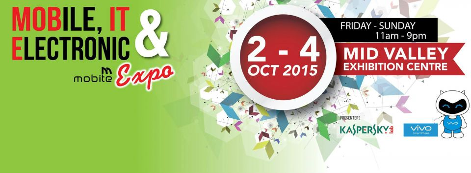My IT Expo 2015 October 2015 Year 2015 Past Listing