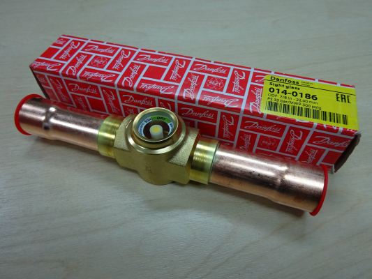 Danfoss Sight Glass Brazing Type