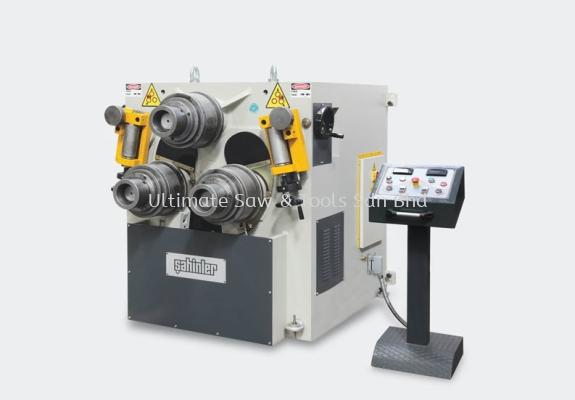 HPK 100 - Profil ve Boru Kvrma Makinas
