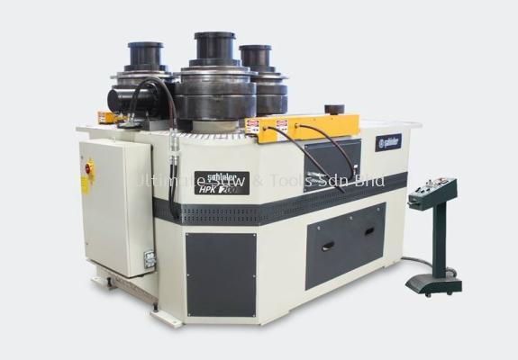 HPK 150-180-200 - Profil ve Boru Kvrma Makinas