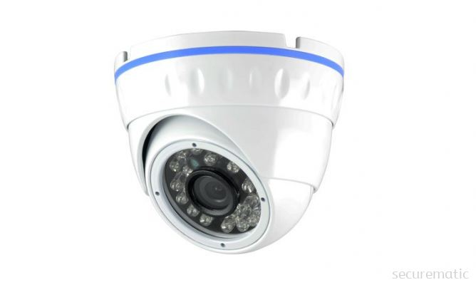 1.3 Megapixel 960P AHD IR Dome Camera