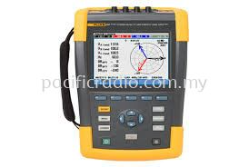 Fluke 437 Series II 400Hz Power Quality and Energy Analyzer