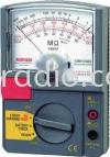 Sanwa DM1008S Insulation Testers/Small single range / Analog SANWA Analogue Insulation Tester