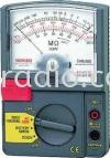 Sanwa DM508S Insulation Testers/Small single range / Analog SANWA Analogue Insulation Tester