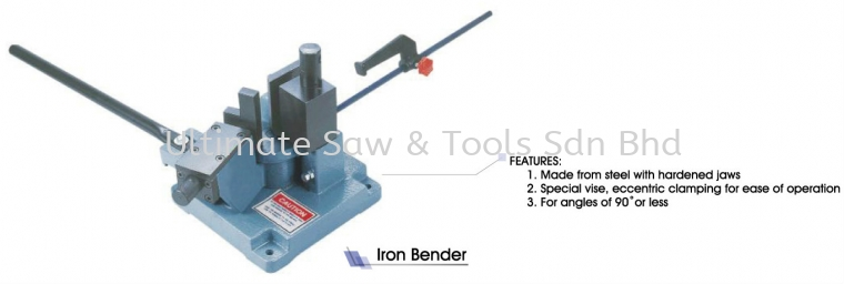 Right Angle Iron Bender Bending Machines