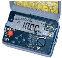 Kyoritsu 3021/3022/3023 Digital Insulation / Continuity Tester
