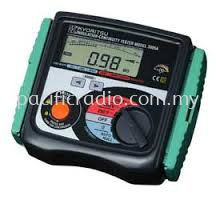 Kyoritsu 3005A Digital Insulation/Continuity Tester