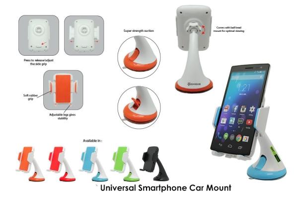 EL041 Universal Smartphone Car Mount