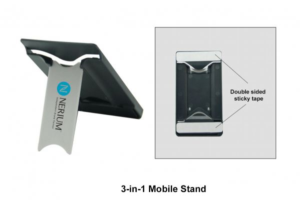 MB014 3 in 1 Mobile Stand