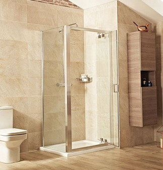 Lumin8 Inswing Shower Enclosure