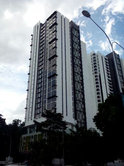 General View to Horizon Residences,Jalan Tun Razak