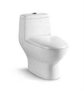 1 Piece WCs C-630 Zella Water Closet