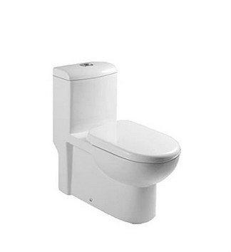1 Piece WCs C-621S Zella Water Closet