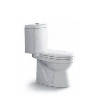 2 Pieces WCs C-101S / C-101P Zella Water Closet
