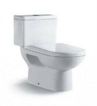 2 Pieces WCs C-102H Zella Water Closet
