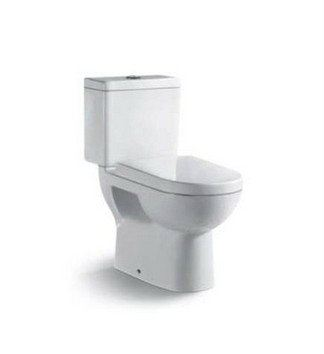 2 Pieces WCs C-102S / C-102P Zella Water Closet