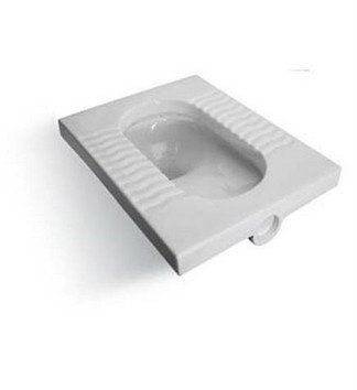 Squatting Pan SQ-378 Zella Water Closet