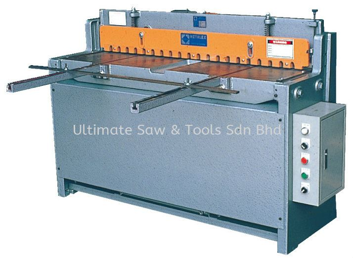 FS-P5216H Hand Notcher / Hydraulic Power Shear / Pneumatic Shear Machines