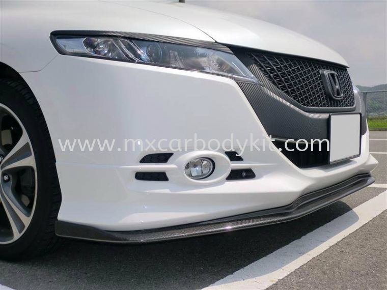 HONDA ODYSSEY RB3 ABSOLUTE V-LIP LOWER CARBON FIBER  HONDA ODYSSEY CARBON FIBER BODY KITS