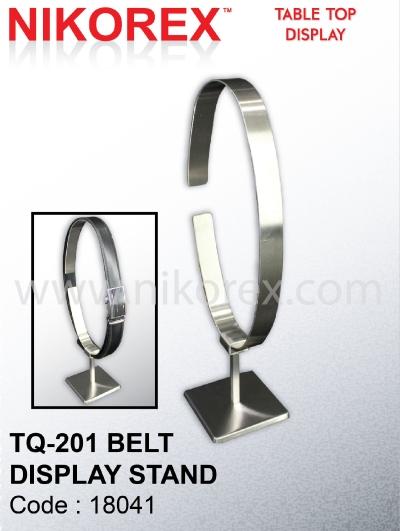 18041-TQ-201-BELT DISPLAY STAND