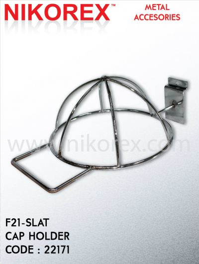 22171-F21-SLAT-CAP HOLDER