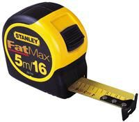 "33-719 - 5m/16' x 1-1/4"" FATMAX Tape Rule (Metric/English Scale) Measuring / Layout Tools Stanley"