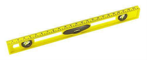 "42-468 - 24"" High Impact ABS Level Measuring / Layout Tools Stanley"