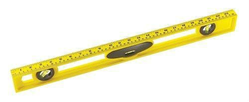 "42-470 - 48"" High Impact ABS Level Measuring / Layout Tools Stanley"