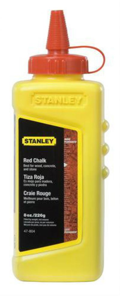 47-804 - 8 oz. Red Chalk Refill