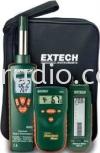Extech MO280-KW: Water Damage Restoration Kit EXTECH Moisture Meter