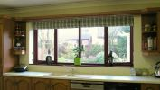 Roman Blind Window Blind / Bidai
