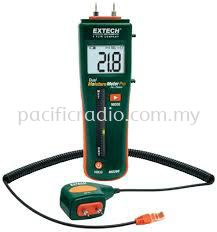 Extech MO265: Combination Pin/Pinless Moisture Meter