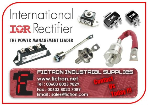 HFA08TB120 IR (INTERNATIONAL RECTIFIER) Supply Malaysia Singapore Thailand Indonesia Philippines Vietnam Europe & USA