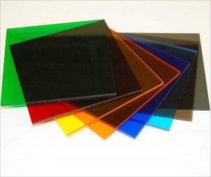 Colour Acrylic Sheets