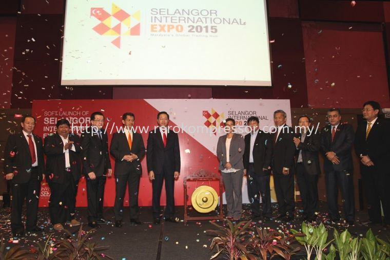 Participation in Selangor International Expo 2015