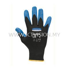 Kimberly Clark JACKSON SAFETY G40 Blue Nitrile Coated Gloves