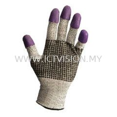 JACKSON SAFETY G60 Purple Nitrile Cut Resistant Level 3 Gloves