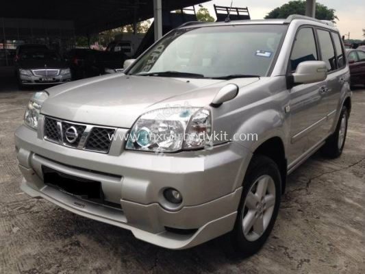 NISSAN X-TRAIL 2007 NISMO BODY KIT + SPOILER