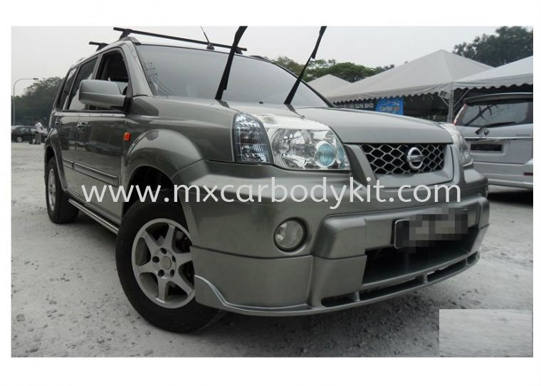 NISSAN X-TRAIL 2005 NISMO BODY KIT + SPOILER X-TRAIL 2005 NISSAN