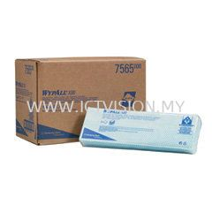 Kimberly Clark WYPALL X80 Colour Blue