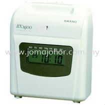 BX1600 Amano Time Recorder
