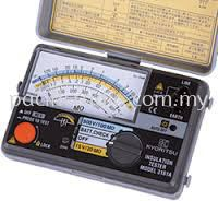 Kyoritsu 3161A Analogue Insulation / Continuity Tester