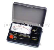 Kyoritsu 3165/3166 Analogue Insulation Tester